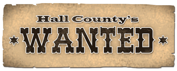 hall county s wanted
